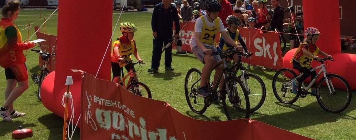 Juniors Go-Ride Events...